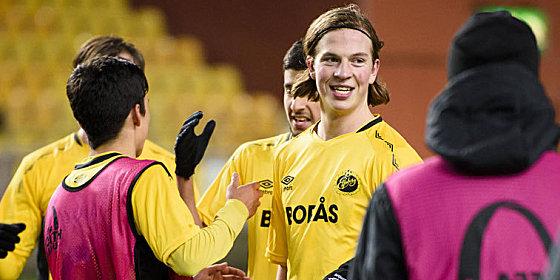 Geht die Reise weiter? Die Junioren von Elfsborg treffen in den Youth-League-Play-offs auf Real Madrid.