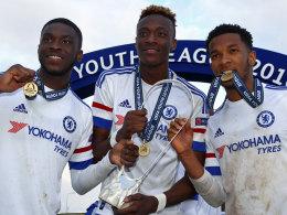 Chelsea verteidigt seinen Titel in der Youth League