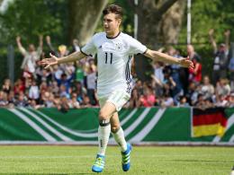 Remis für die deutsche U 18 gegen Irland