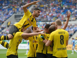 Wildes Finale: BVB setzt sich die Krone auf
