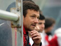 VfB-Coach Gerber: