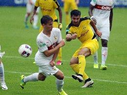5:1 gegen den VfB: Dortmund im U-17-Finale gegen Bayer 04