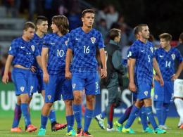 Kroaten scheitern an eiskalten Franzosen