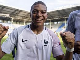 U-19-Finale: Italien trifft auf Frankreich