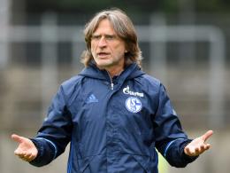 Schalke: Unbefristeter Vertrag für Elgert