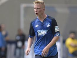 TSG-Mittelfeldmann Philipp Ochs