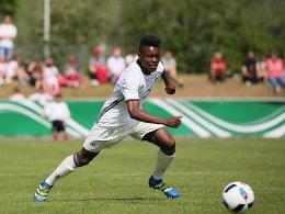 Zweites Spiel, zweiter Sieg: DFB-Junioren sind weiter