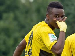 Mit 12: Moukoko wird für deutsche U-16-Auswahl berufen