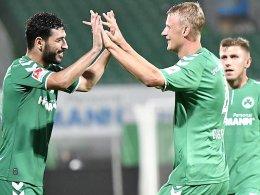 Fürth schlägt die deutsche U 20