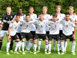 Deutsche U 17 wird Zweiter hinter den Niederlanden