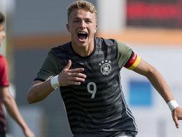 Arp führt U 17 bei der WM an - Früchtl fehlt
