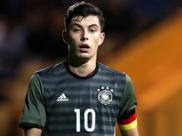 EM-Quali: U 19 startet mit Havertz und den Itter-Zwillingen