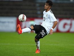 U 17 feiert 4:3-Sieg gegen Dänemark