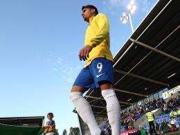 Brasilien sichert Platz drei bei der U-17-WM