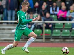 5:0-Kantersieg: Bremen ist sechster Viertelfinalist