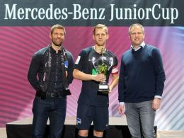 Arne Maier führt Hertha zum Turniersieg in Sindelfingen