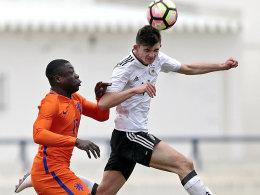 U 17 schlägt Niederlande beim Algarve Cup