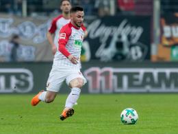 Augsburgs Richter sagt für U-20-Länderspiele ab