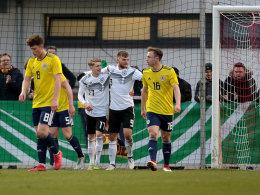 Wintzheimer bringt die deutsche U 19 in die Spur