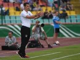 Prus nominiert vorläufigen Kader für die U-17-EM