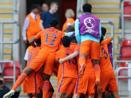 Wieder Elfmeterschießen: Oranje ist Europameister