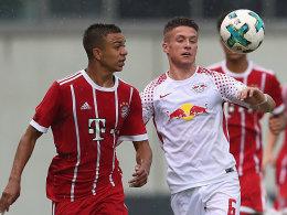 Bayern-Junioren vor Finaleinzug - BVB nur Remis
