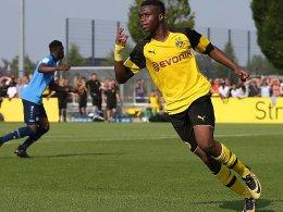 Dortmund und Bayern im B-Junioren-Finale