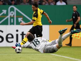 Dortmunds Pherai glänzt -