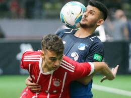 Süd-Kracher in 1. Pokalrunde: Hoffenheim empfängt Bayern