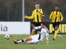 Bayer unterliegt ZSKA - BVB spielt gegen Legia 3:3
