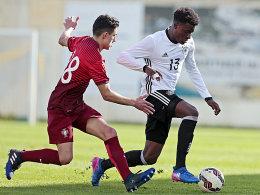 Deutsche U17 beendet Algarve-Cup mit Remis