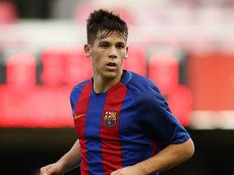 Mboula verzaubert Barça auf Kosten des BVB