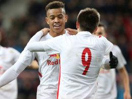 Youth League: Real, Barça und Salzburg im Halbfinale