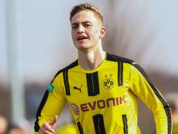 BVB-Talent Bruun Larsen vor langer Pause