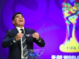U-20-WM: DFB trifft auf Venezuela, Mexiko und Vanuatu