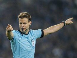 FIFA-Referee Brych pfeift bei U-20-WM