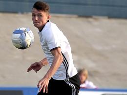 Reese schießt U 20 zum Sieg gegen die Schweiz