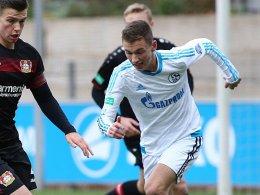 Goller entscheidet den West-Gipfel auf Schalke