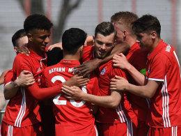 Macht Bayern die Süd-Meisterschaft perfekt?