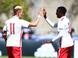 Finalsieg gegen Benfica: Salzburg gewinnt die Youth League!