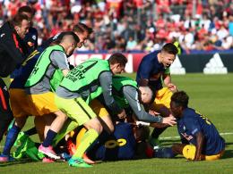 Rose jubelt: Salzburg gewinnt die Youth League!