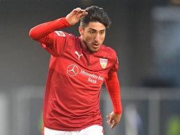 Özcan atmet auf: VfB-U-19 verhindert ersten Abstieg