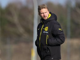 U-19-Meisterschaft: Dortmund sieht sich als Außenseiter