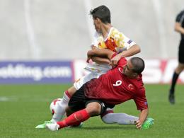 Türkei zieht ins Viertelfinale der U-17-EM ein