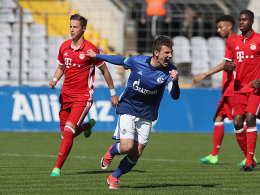 Götze leitet Bayern-Niederlage gegen Schalke ein