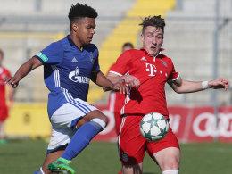 Sieg im Elfmeterschießen - Bayern im Junioren-Finale