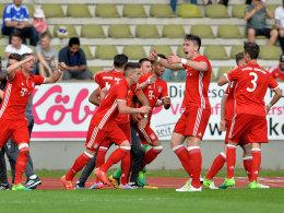 Finale! Crnicki ist Bayerns Zünglein an der Waage