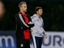 U-17-Coach Wück: