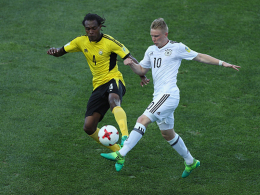 Nur 3:2 gegen Vanuatu - DFB-Elf muss zittern