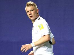 Aufatmen: Deutsche U 20 steht im WM-Achtelfinale